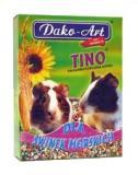 DAKO-ART Tino - kompletní krmivo pro morčata 25 kg
