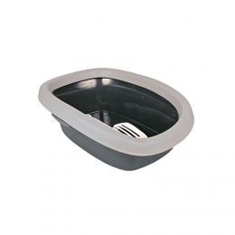 TRIXIE toaleta pro koèku Carlo I 43cm šedá