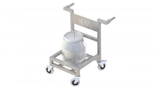 Manipulaèní vozík na konve a nádoby